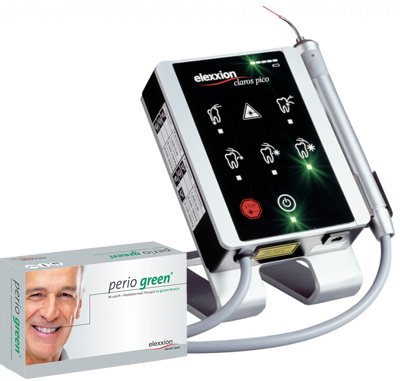 elexxion pico Low Level Laser Therapy