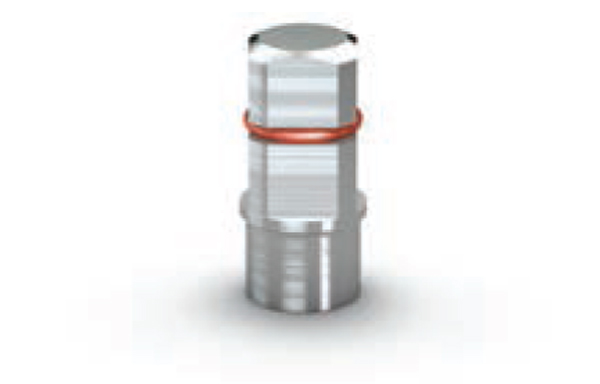 Hex Adapter, Abutment for Screw